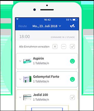 Einnahmen in der App bestätigen