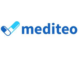 Medikamenten app mediteo Logo